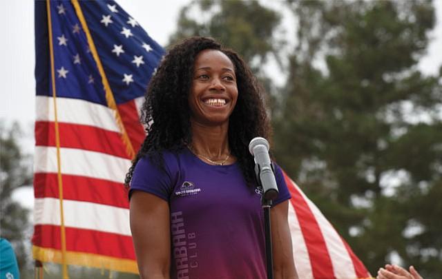 Barbara Nwaba, Women's Heptathlon