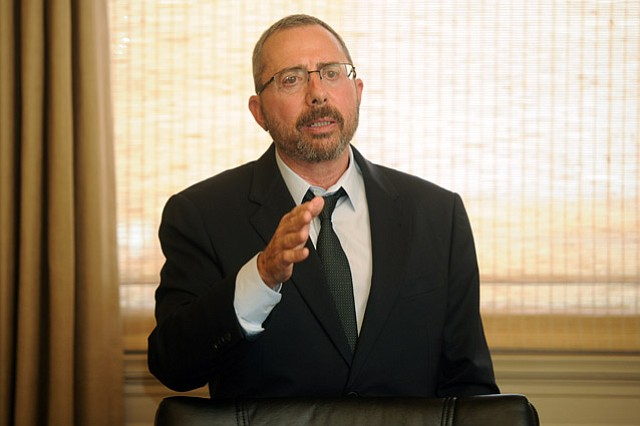 <b>ABSOLUTELY NOT: </b> Attorney Barry Cappello opposes Plains' request for change of venue.
