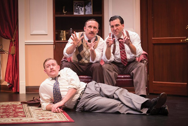 'Moonlight and Magnolias' at Rubicon