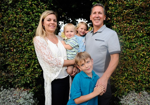 <b>HOME SWEET HOME:</b> Last week, Robin Unander and Dan La Berge became the permanent guardians