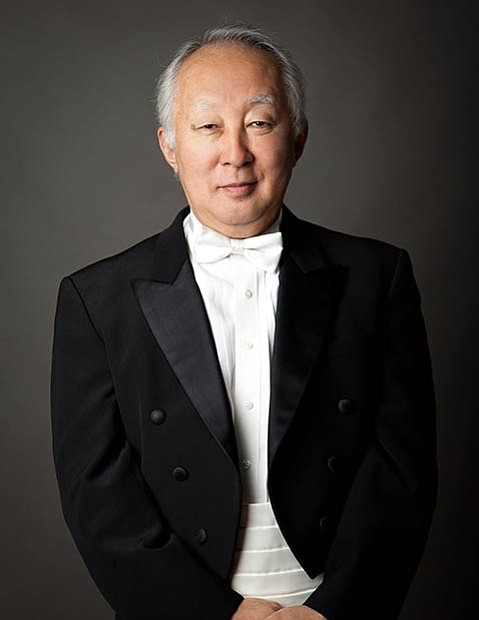 Maestro Heiichiro Ohyama