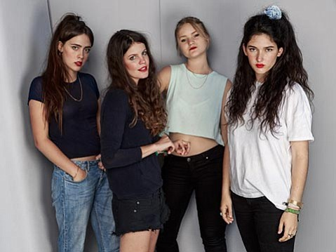 <strong>VIVA HINDS:</strong> The Madrid-based band has caught the attention of the world with its album <em>Leave Me Alone</em>, already considered one of the top indie-rock albums of the year.
