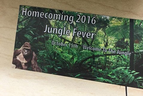 "Santa Barbara High School has changed the theme of its homecoming dance to a more innocuous ""Jungle: Welcome to the Wild"" after facing a backlash over the original."