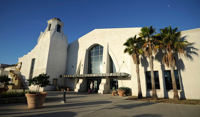 <b>WHITE ELEPHANT? </b> Santa Barbara's airport, a $37 million investment for the city, faces passenger counts far smaller than projected and is fighting back with enticements for airlines.
