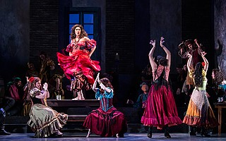 'Carmen' at the Granada