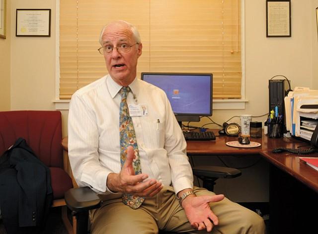 Dr. Charles Fenzi