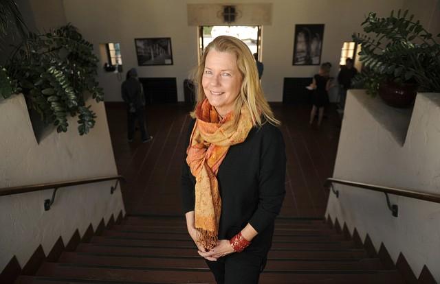 Mimi deGruy at the Riviera Theatre