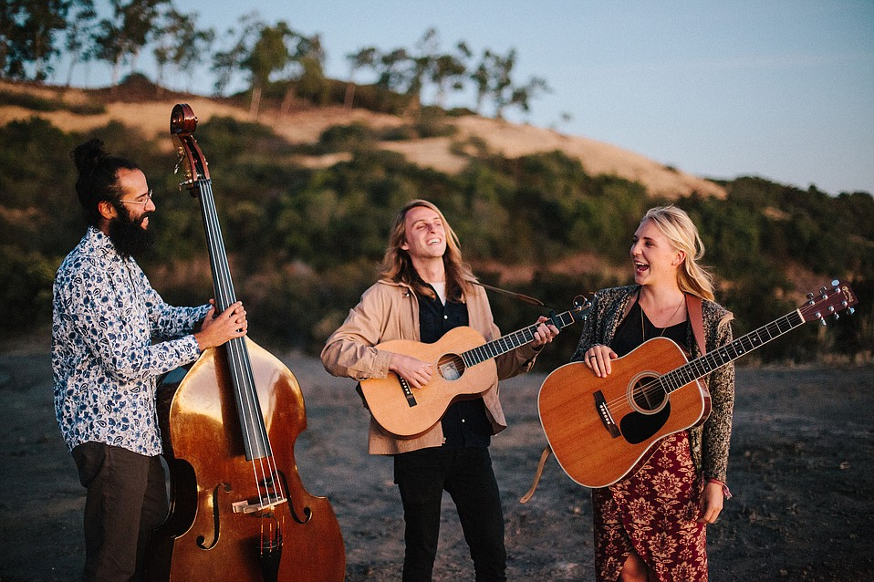 <strong>SINGING BY THE SEA:</strong> Erisy Watt and band will release a new EP and mark the two-year anniversary of Cabin by the Sea at Sama Sama Kitchen.