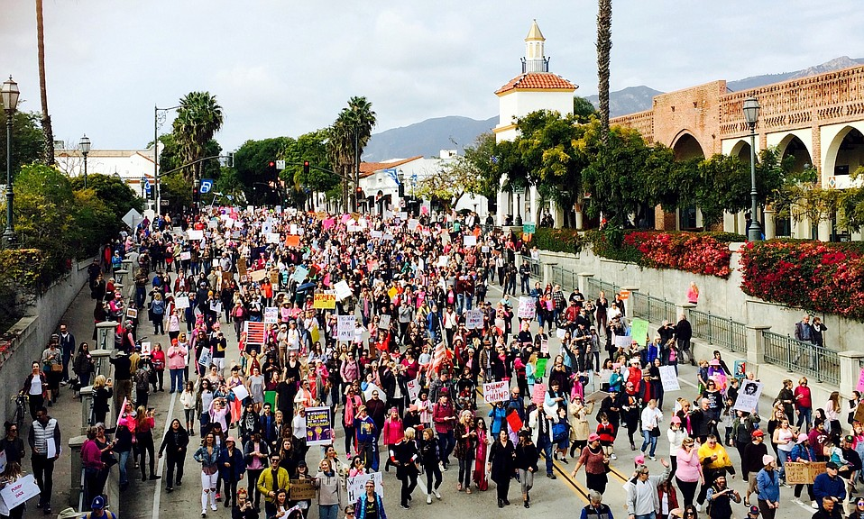 Santa Barbara Women's March