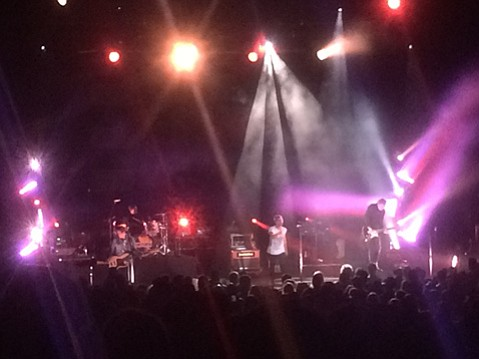 Switchfoot Plays the Arlington