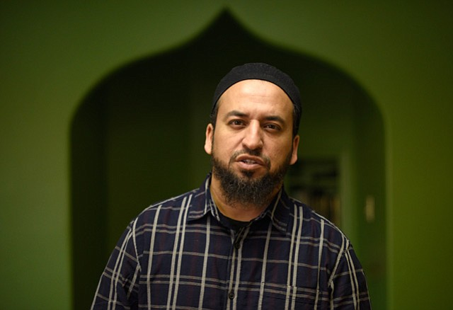 "<b>TROUBLING TIMES: </b> ""It's sad; it's depressing,"" said Imam Yama Niazi of the travel ban and its marginalizing effects on Muslims. But he's trying to keep his sermons positive and his followers hopeful. ""We're American, we're patriotic, we're here, and there's nothing you need to fear,"" he said. Niazi and other S.B. religious leaders have planned a peace walk on 2/4 from 2-4 p.m. starting at the De La Guerra Plaza."