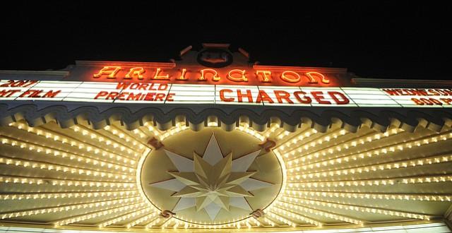 2017 Santa Barbara International Film Festival Opening Night at the Arlington Theatre