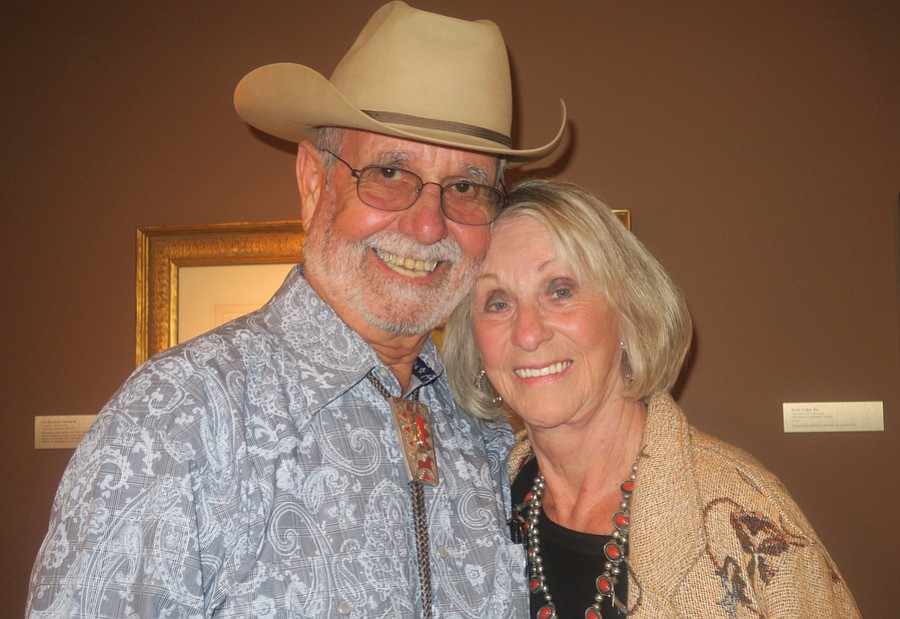 Warren and Marlene Miller.