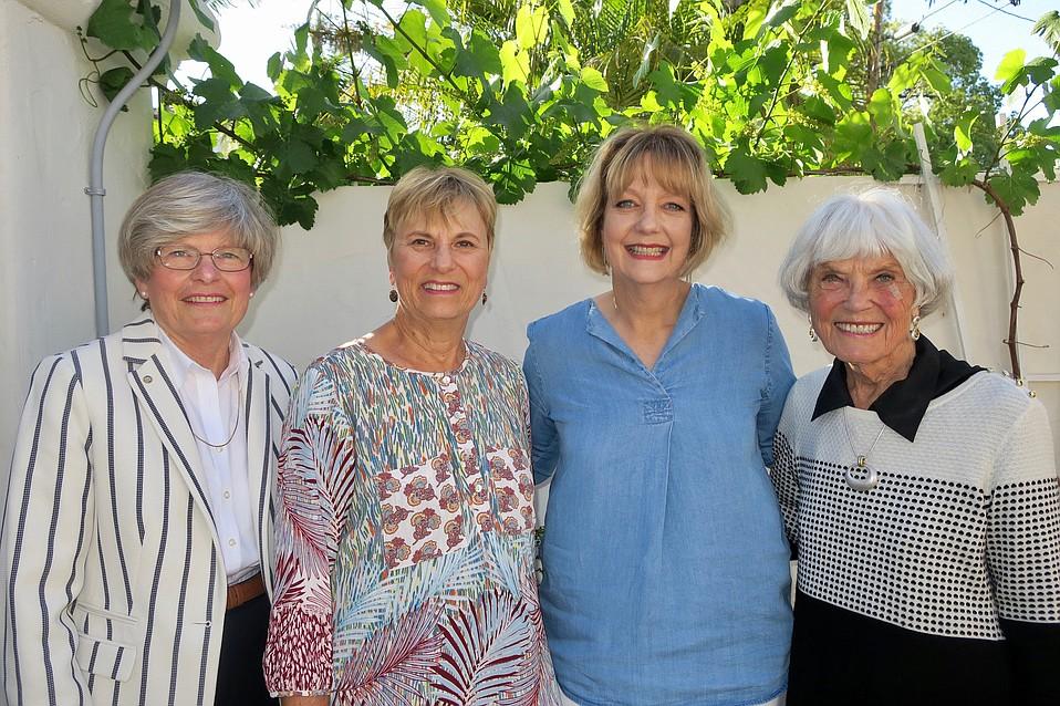 Leadership Team Members Susan Hersberger (Chair), Susan Hanna, Tamara Skov, and Maryan Schall.