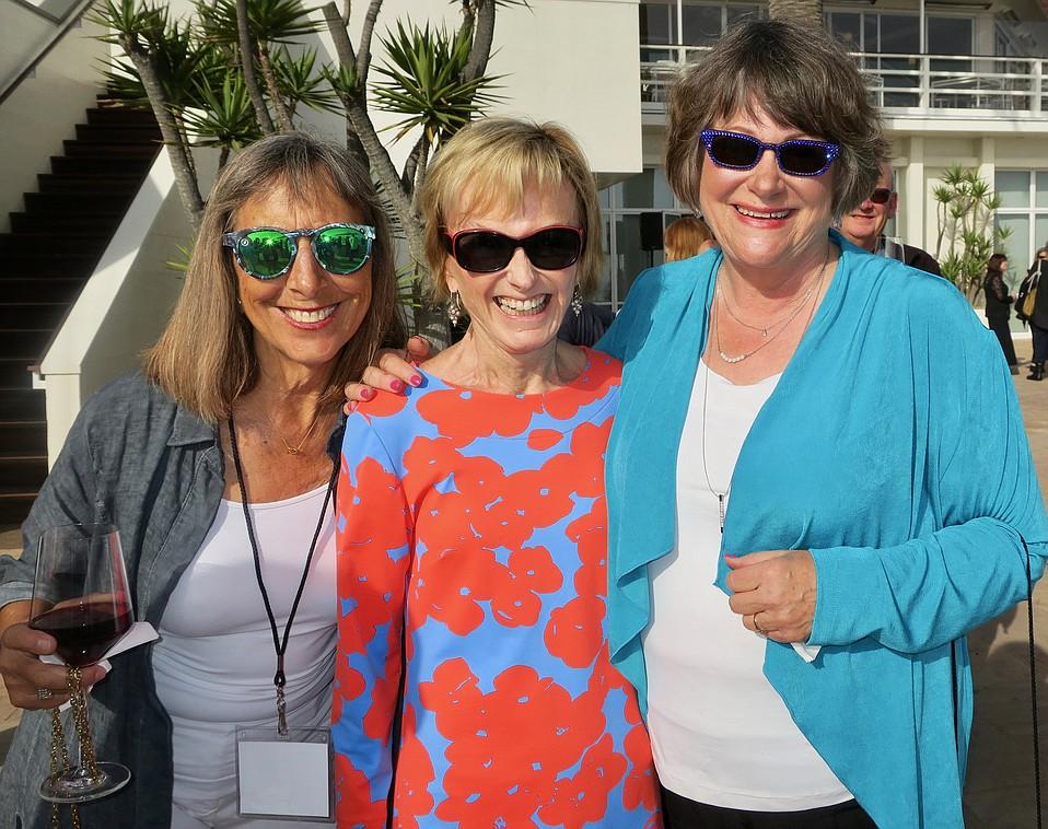 Mindy Kraines, Dorothy Largay, and Judy Wainwright Mitchell.
