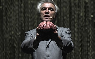 David Byrne returns to the Santa Barbara Bowl