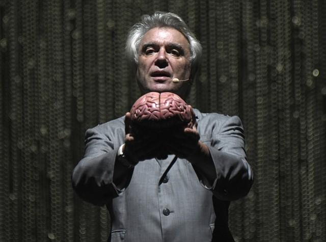 David Byrne returns to the Santa Barbara Bowl