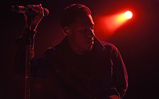 Leon Bridges at the Santa Barbara Bowl (Sept. 12, 2018)