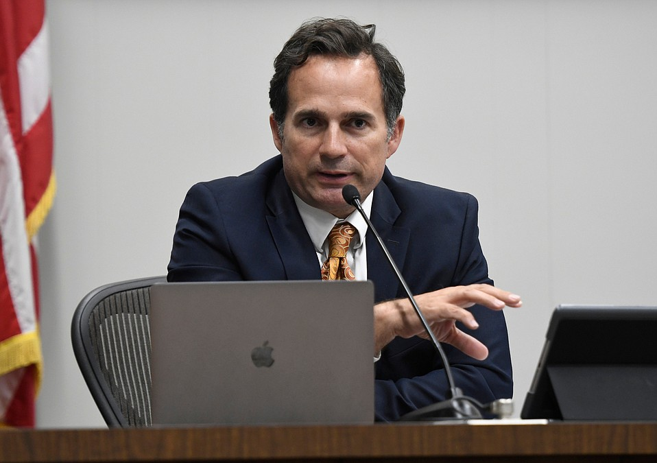Councilmember Jason Dominguez