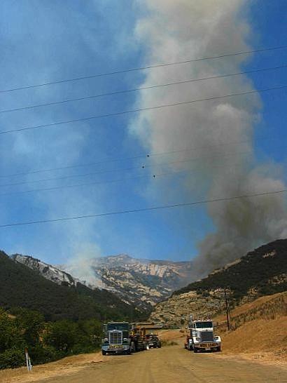 2004 Gaviota Fire