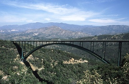Cold Springs Arch Bridge