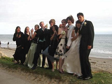 Santa Barbara High School Prom 2007