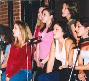 Vocals by Locals practice