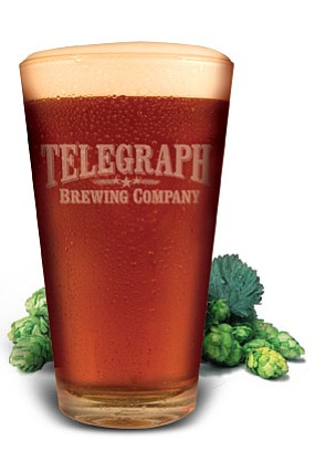 Telegraph Brewing Company beer