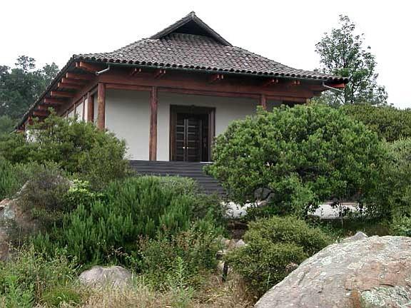The Vendanta Temple