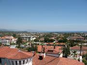 Rooftops of Santa Barbara