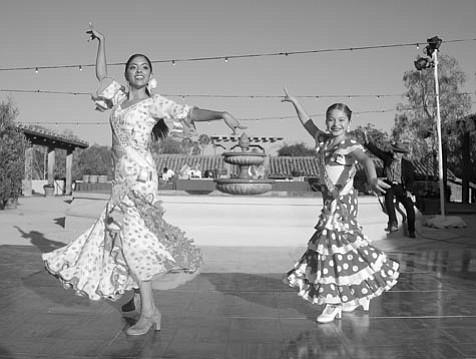 Fiesta Spirit- Alina Gabriela and Marisa Cordero