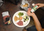 Holistic food diet.