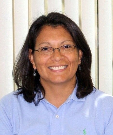New Los Padres Forest Supervisor Peggy Hernandez.