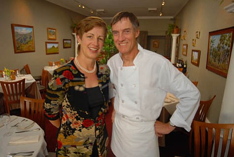 Liz and John Downey are still at the top of the Santa Barbara food scene after 25 years.