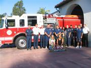 "A big ""thank-you"" to Montecito Fire."