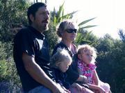 The New Zealand lottery winners.
