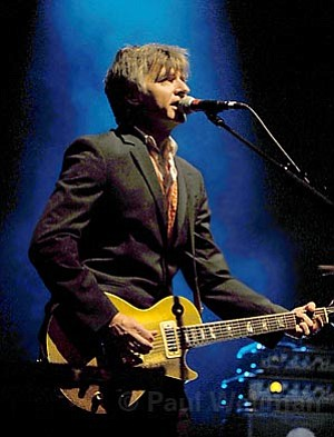 Crowded House frontman Neil Finn led an energetic two-hour set that showcased the group's old and newer releases.