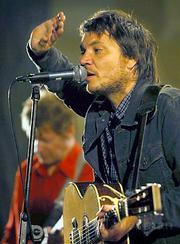 Jeff Tweedy from Wilco.