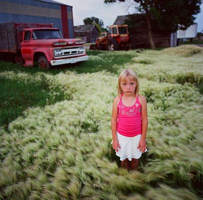 Little one:  Check out One, Nancy Neil's photography show during 1st Thursday (Sept. 6) at David Shelton Studios.
