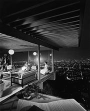 "Julius Shulman's ""Case Study House 22"" (1960)."