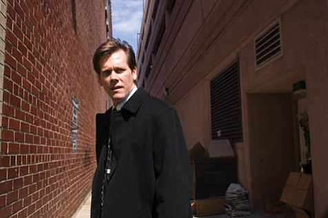 Kevin Bacon is caught in a cycle of vengeance and violence in <em>Death Sentence</em>.
