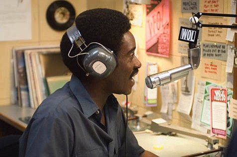 The summer of 1967 and MLK Jr.'s assassination are the fulcrum of <em>Talk to Me</em>'s polite slice of history about the rise and fall of D.C. DJ Petey Greene, as played by Don Cheadle.