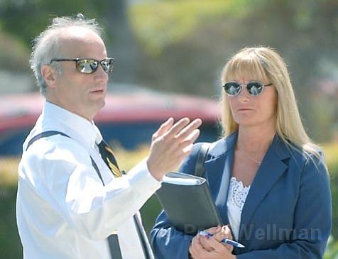 Ira Gottlieb and Dawn Hobbs