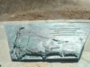 The Sperling Preserve Monument