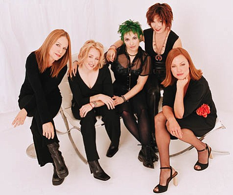 After forming in 1978, the Go-Go's were the first all-female band to top the Billboard charts. Although the group disbanded in 1985, the ladies still tour and will stop at the Chumash Casino on October 4.