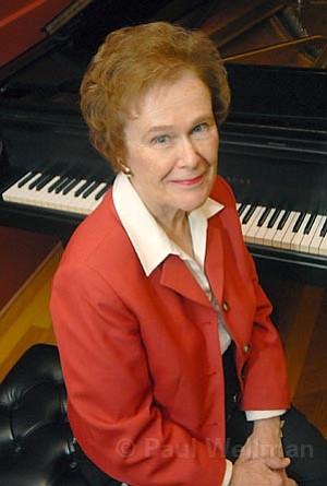 Margaret Mills brought Zen balance and intelligence to her piano recital.