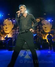 Although performing to a smaller crowd, Morrissey still proved he is an unrivaled pop icon.