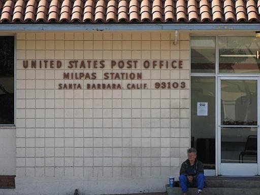 Milpas Station Post Office
