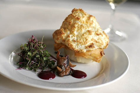 Sage & Onion's Red Dragon Souffle