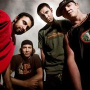 Santa Barbara reggae rockers Rebelution (from left: Eric Rachmany, Rory Carey, Wes Finley, and Marley D. Williams) will unleash their sophomore album, <em>Bright Side of Life</em>, this Tuesday.